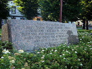 Częstochowa massacre - Image: Częstochowa 4IX05 11