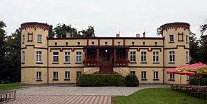 Czernica, Silesian Voivodeship - Palace