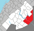Dégelis Quebec location diagram.png