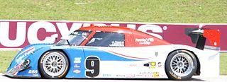 Terry Borcheller American racecar driver