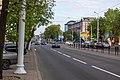 Daŭhabrodskaja street (Minsk, Belarus) — Вуліца Даўгабродская (Мінск, Беларусь) — Улица Долгобродская (Минск, Беларусь) (06).jpg