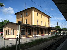 Image result for picture Dachau Railway Station