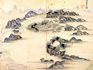 Daegu - Daegu in the 18th century