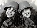 Daisy and Violet Hilton, conjoined twins, head and shoulders Wellcome V0029595.jpg