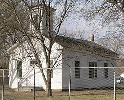 Dakota City Emmanuel Lutheran from NE 1.JPG