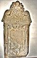 Dalle avec inscription, dans l'église.de Châtenois.jpg