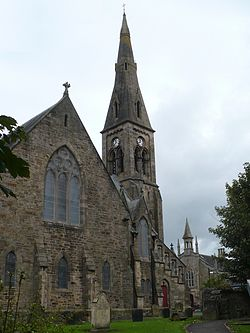 St. Margaret's Church i Dalry