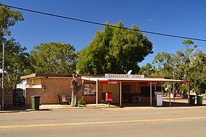 Dandaragan, Western Australia - Dandaragan Store, 2014.