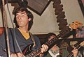 Daniel Padilla tocando en Dartagnan, 1981.jpg