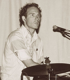 Dan Snaith Canadian mathematician and composer who has performed as Manitoba, Daphni and Caribou