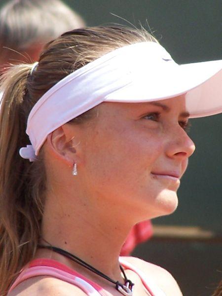 Daniela Hantuchova Tennis Hot Video Pics