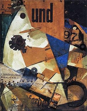 Schwitters, Kurt (1887-1948)