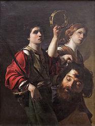 Bartolomeo Manfredi: The Triumph of David