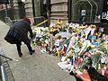 David Bowie Death New York Apartment Memorial 2016 7.JPG