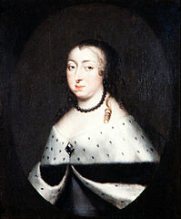 Hedvig Eleonora, Queen Dowager of Sweden