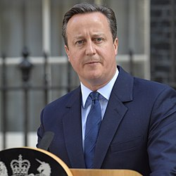 David cameron annouces resignation - ITN