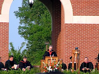 Union University - Dr. David Dockery at Union University