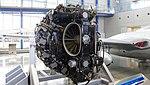De Havilland Goblin 35 turbojet engine right front view at Hamamatsu Air Base Publication Center November 24, 2014.jpg