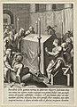 De doodskist van Thomas van Aquino omringd door rouwende figuren. NL-HlmNHA 1477 53009489.JPG