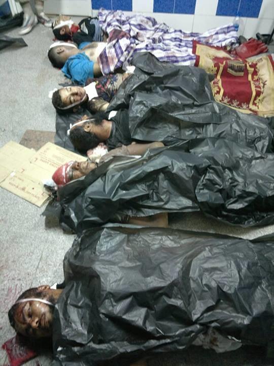 Dead bodies in RABIA Massacre (3)