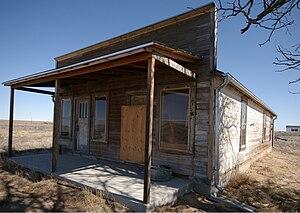 Dearfield, Colorado - Image: Dearfield CO 1