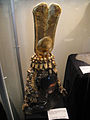 "Debbie Reynolds Auction - Elizabeth Taylor ""Cleopatra"" headdress from 1963 ""Cleopatra"" (5851596641).jpg"
