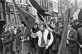 Demonstratie tegen Franco demonstranten, Bestanddeelnr 922-0840.jpg