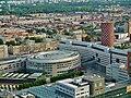 Den Haag Het Strijkijzer Blick von der Aussichtsterrasse 07.jpg