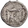 Denarius of Marcus Ulpius Nerva Traianus Reverse.PNG