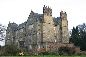 East Denton - Denton Hall - geograph.org.uk - 103155