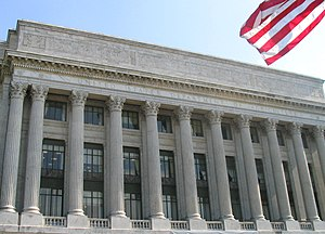 The headquarters of the USDA are on the National Mall at Washington, D.C.
