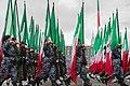 Desfile Militar Conmemorativo del CCV Aniversario del Inicio de la Independencia de México. (20852165594).jpg