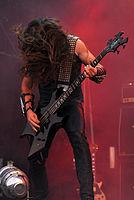 Deströyer 666 at Party.San Metal Open Air 2013 11.jpg