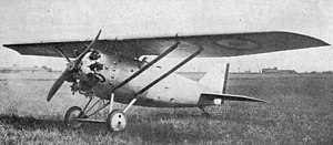 Dewoitine D.9 L'Aéronautique January,1926.jpg