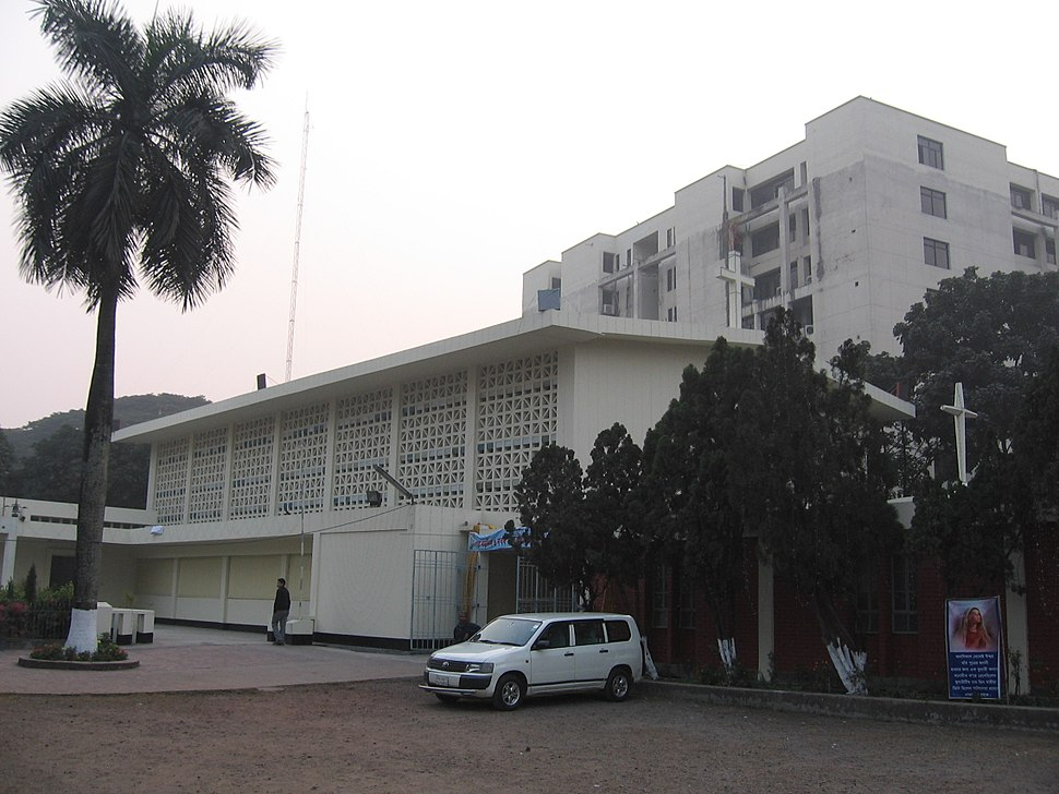 Dhaka, Catholic Cathedral of the Immaculate Conception