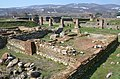 Diana Fortress, built in 100 AD during Trajan's preparations for the Dacian wars, Moesia Superior, Serbia (41533693154).jpg