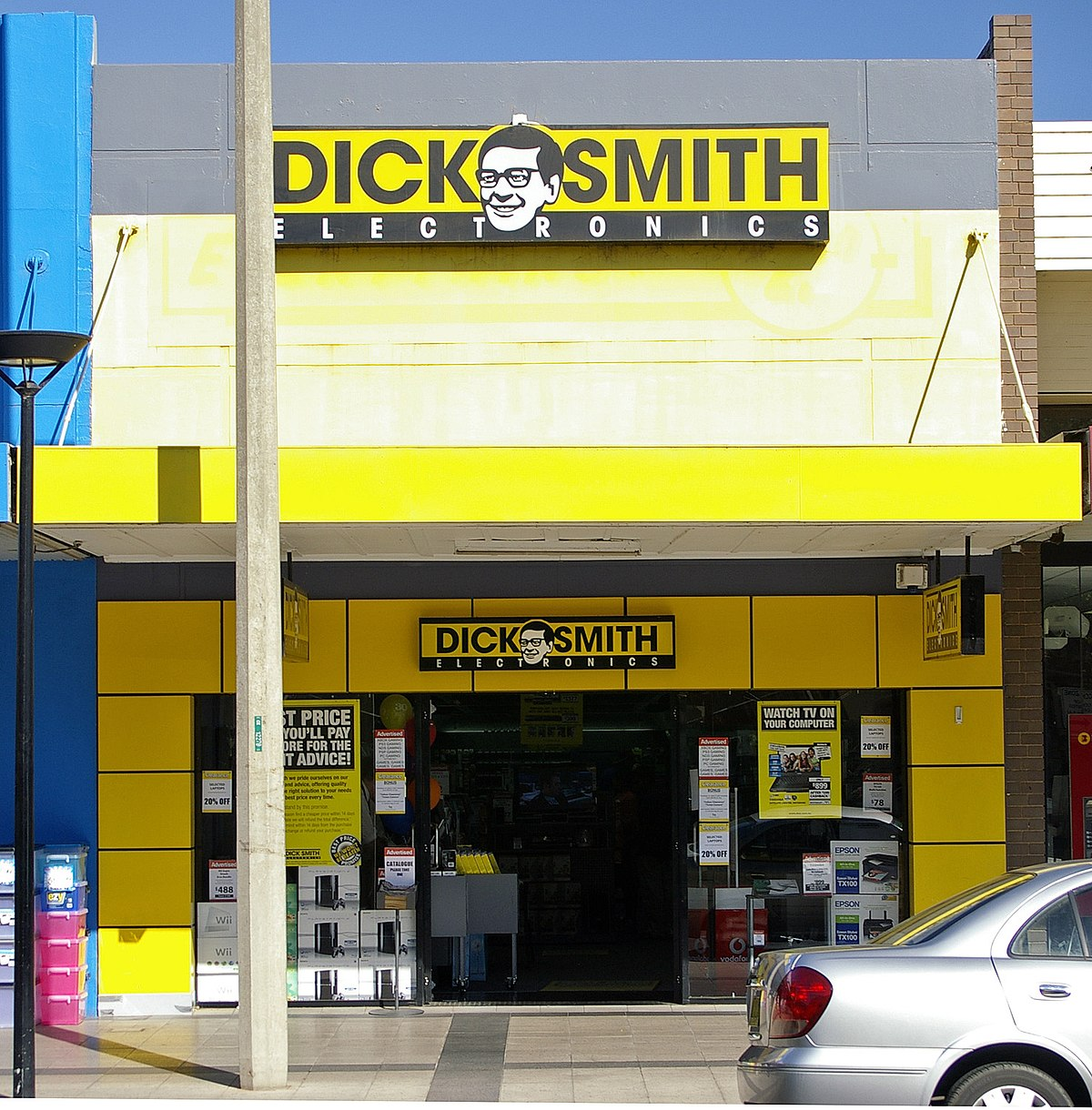 of dick smith Biography