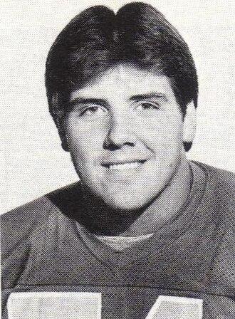 Chris Dieterich - Image: Dieterich Rookie 1980