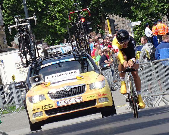 Diksmuide - Ronde van België, etappe 3, individuele tijdrit, 30 mei 2014 (B135).JPG