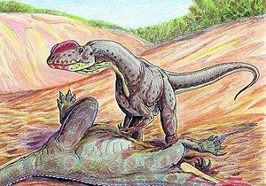 Sinemurian - Sinosaurus