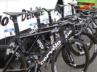Cervélo - Image: Dimension Data bicycles
