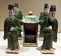 Dinastia ming, berlina con portantini, xvi secolo.jpg