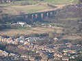 Dinting viaduct and Simmondley from Monk's Road - geograph.org.uk - 225940.jpg