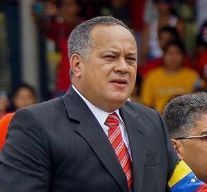 Diosdado Cabello - Cabello in 2013.
