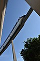 Disney's Contemporary Resort Departing Monorail Black.jpg