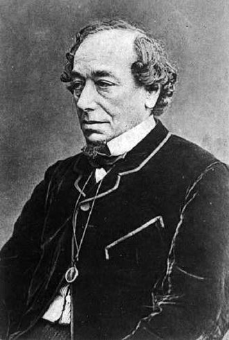 1874 United Kingdom general election in Ireland - Image: Disraeli