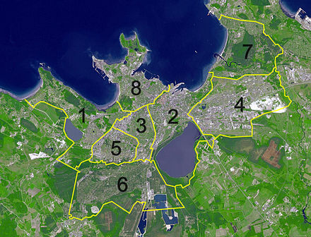 Districts of Tallinn Districts of Tallinn.jpg