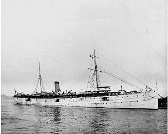 USS Dixie (1893) - USS Dixie