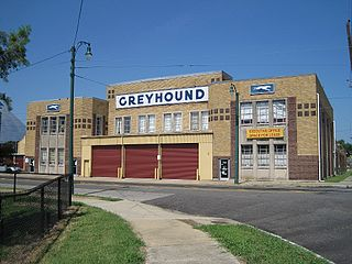 Dixie Greyhound Lines