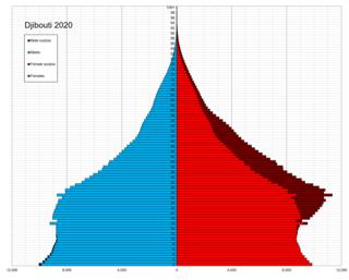 Demographics of Djibouti